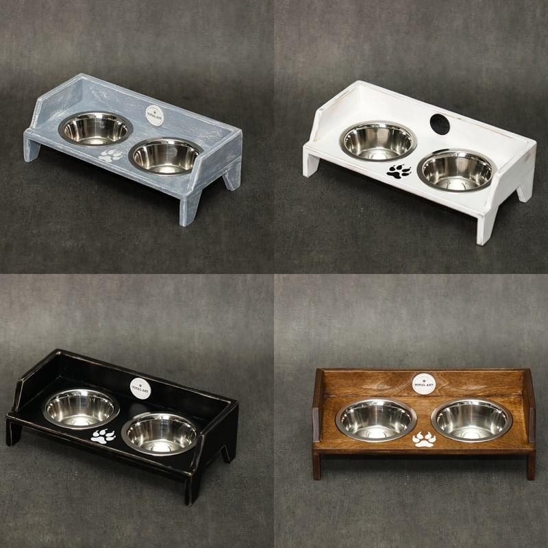 כלי אוכל ומים לחתול- שוליקה XS-S- בחירת צבע