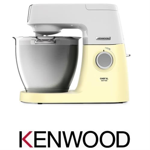 KENWOOD מיקסר שף XL 6.7 ליטר דגם KVL6100Y צהוב
