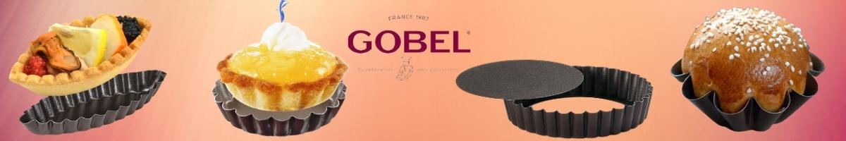 תבניות לטארטלטים GOBEL - פלא שף- הסוד של השפים הגדולים