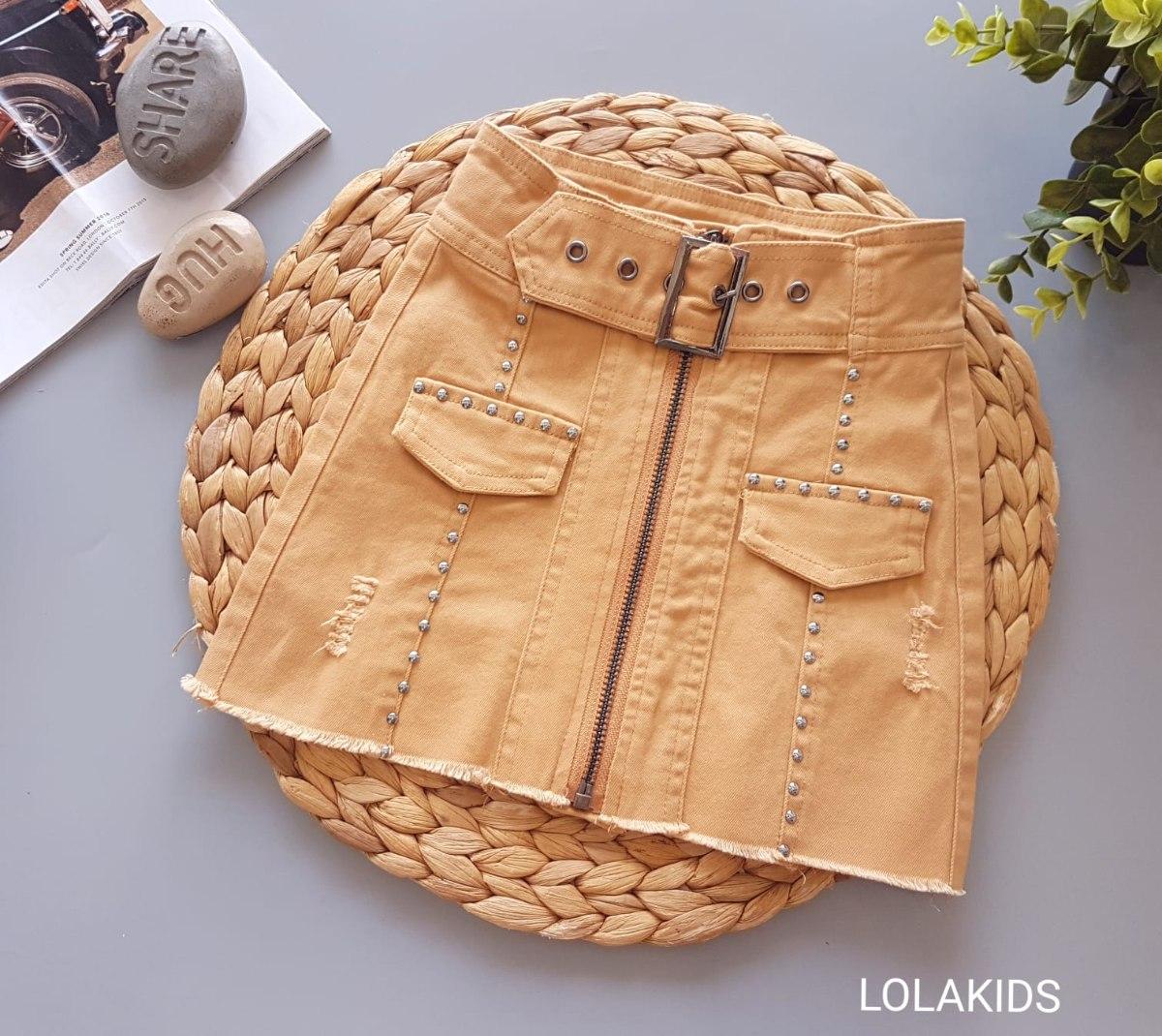 חצאית ניטים דגם 42432