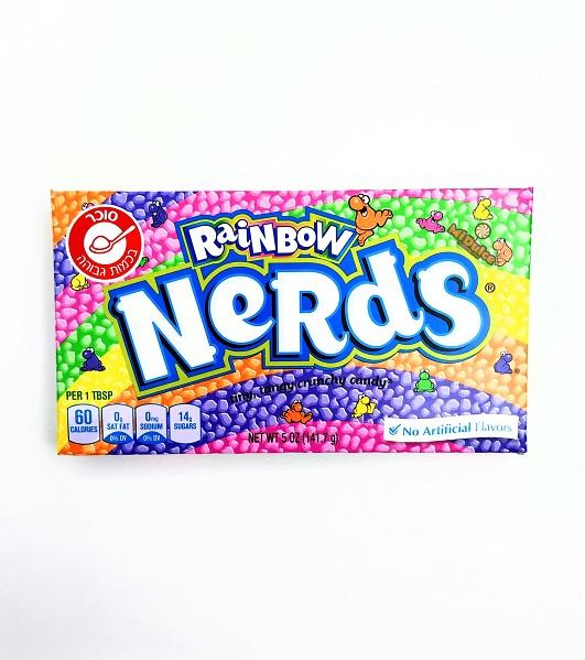 Nerds Rainbow ענק!