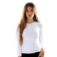 חולצת סימפוניה צבעונית לנשים