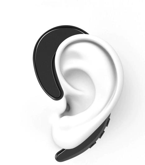אוזניית Bluetooth בעיצוב חדשני 2019