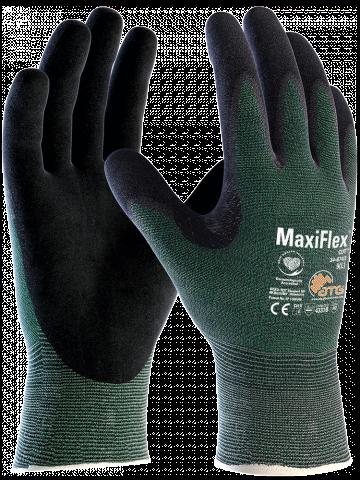 כפפות MaxiFlex Cut 34-8743 רמה 3