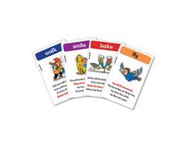 משחק רביעיות באנגלית gamelish | משחק הפעלים  the verb game
