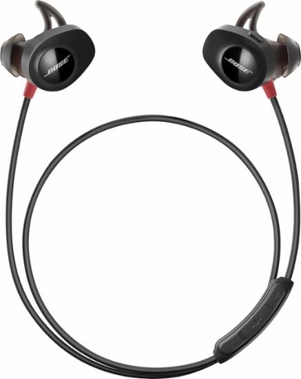 אוזניות אלחוטיות Bose SoundSport Pulse, לפעילות ספורטיבית