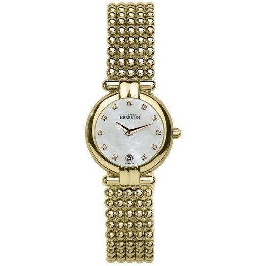שעון יד אנלוגי נשים Michel Herbelin 16873/BP59