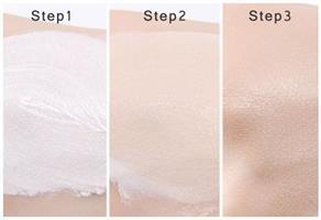 בסיס איפור נוזלי - משנה צבע לפי עורך