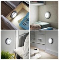 6 נורות LED עם חיישני תנועה