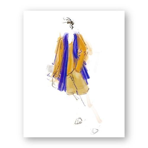 איור אופנה #20