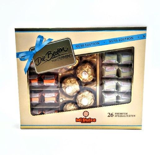 Ferrero Nuss Edition מארז יוקרתי