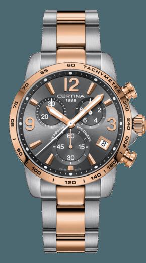 שעון סרטינה דגם C0344172208700 Certina