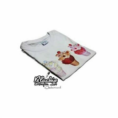 "Cookie Cookies - T shirt ""Ice Creams""unit"