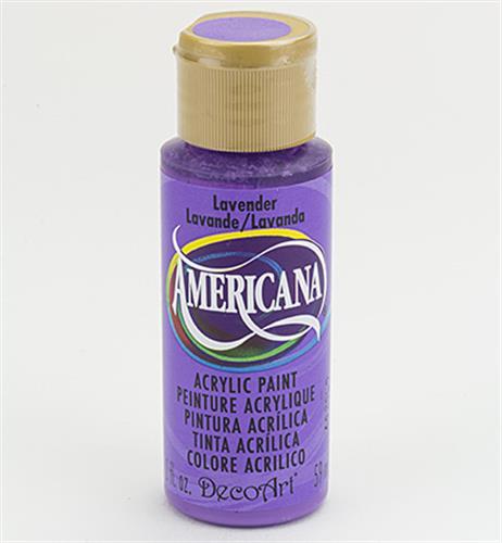 """צבע אמריקנה 59 מ""""ל Lavender DAO34"""