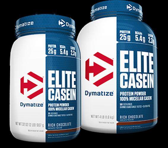 אבקת חלבון דימיטייז עלית קזאין | Dymatize Elite Casein