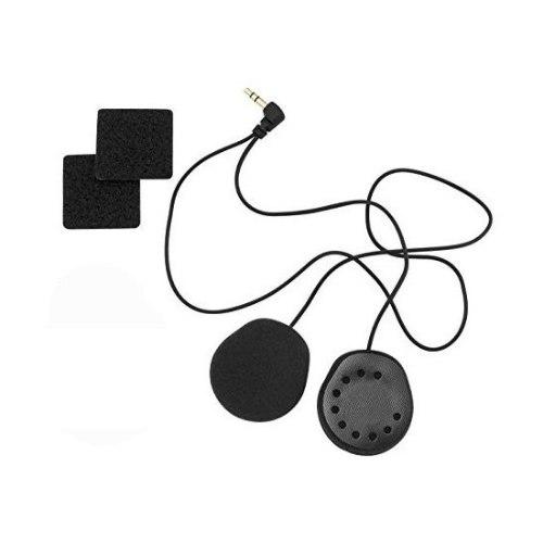 """סט רמקולים ייעודיים לקסדת רוכבים 32 מ""""מ 32mm Audio Speaker Set"""
