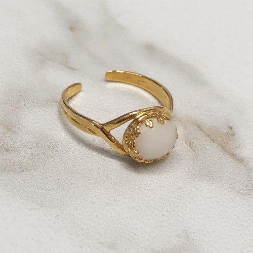 טבעת גולדפילד וינטג' פתוחה-שביל החלב-תכשיטים למניקות