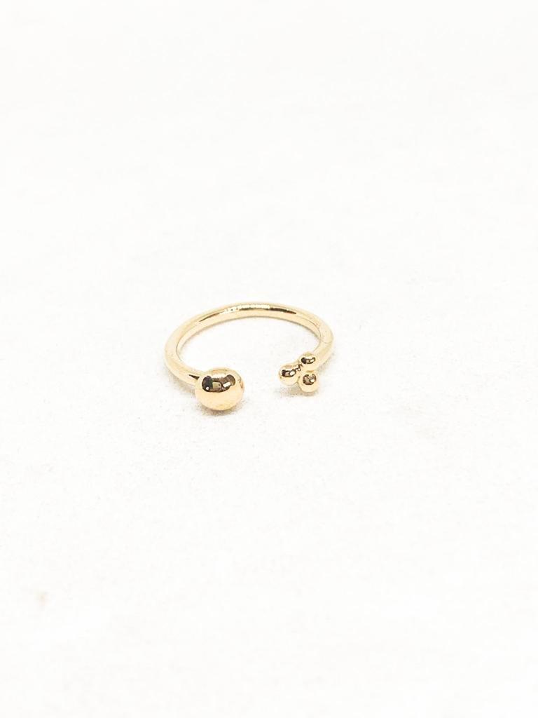 טבעת ויק זהב