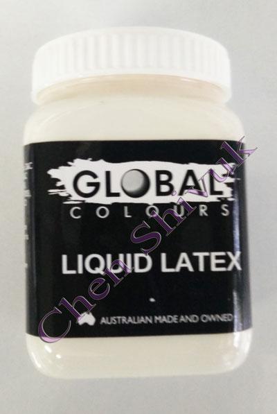 לטקס נוזלי לאפקטים global lattex