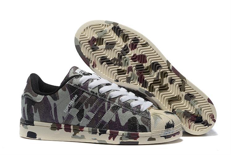 נעלי adidas superstar II marbel outdoor יוניסקס מהדורה מיוחדת מידות 36-45