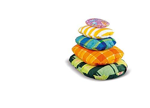 מיטת פלסטיק + כרית מידה 3
