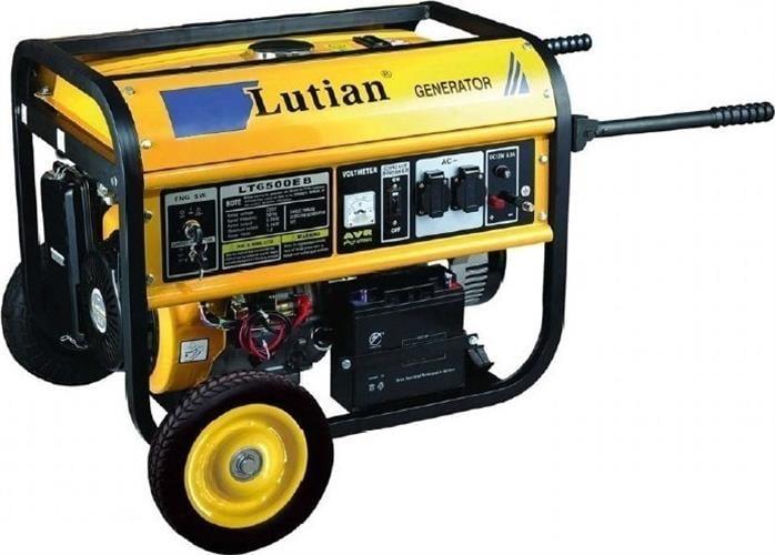 גנרטור שקט Karnaf-Lutian 7500W