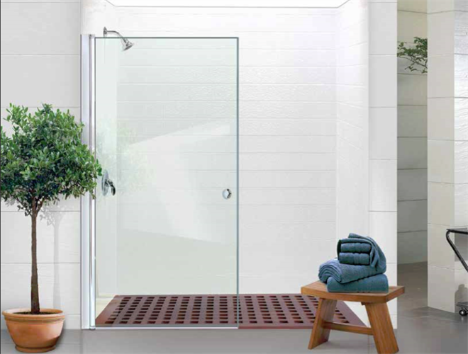 PR417CUST - מקלחון לפי מידה חזיתי