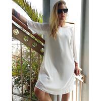 שמלת אורין לבנה