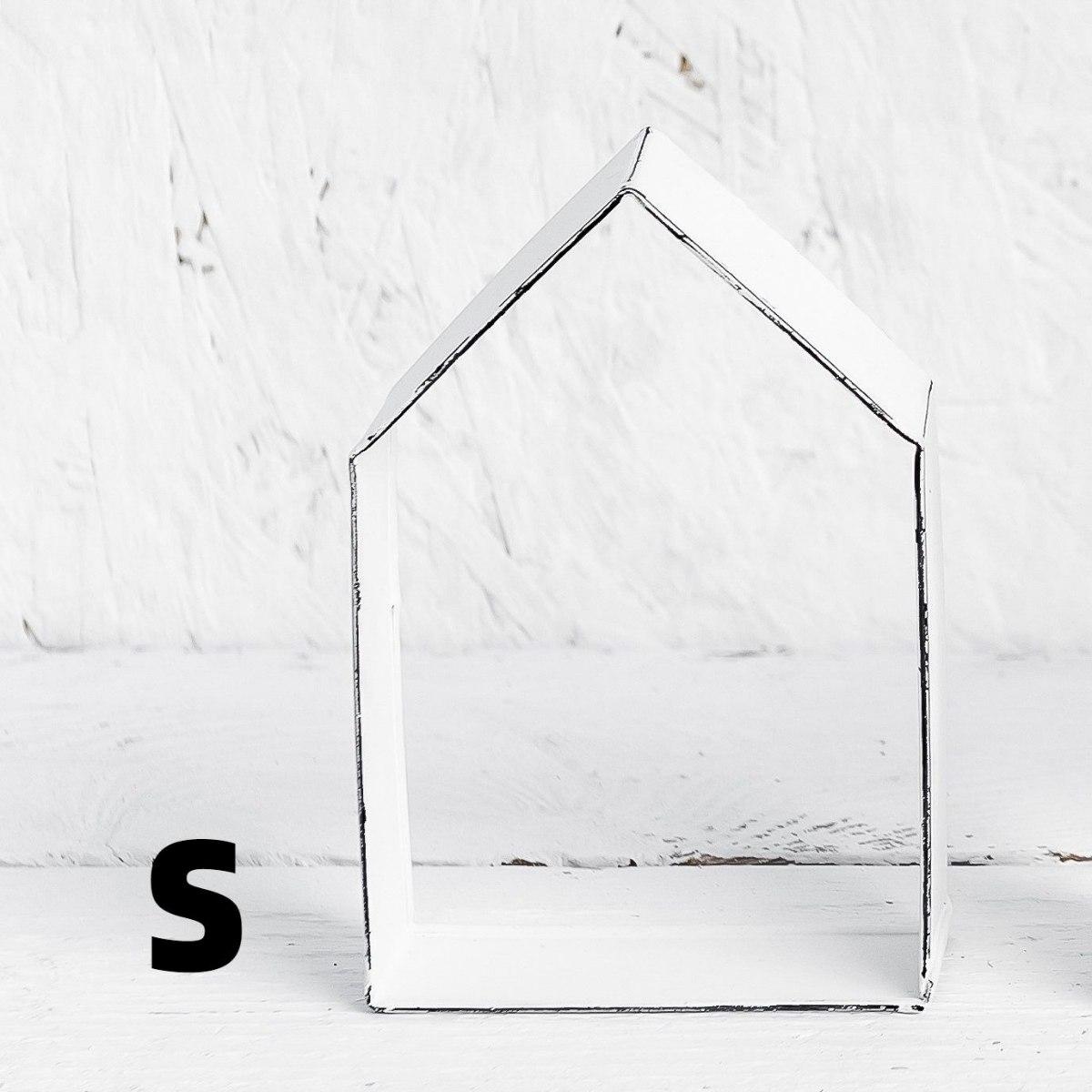 בית S - לבן