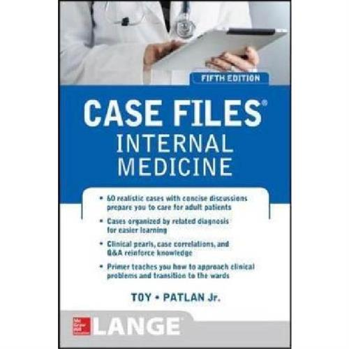 Case Files Internal Medicine 5th edition