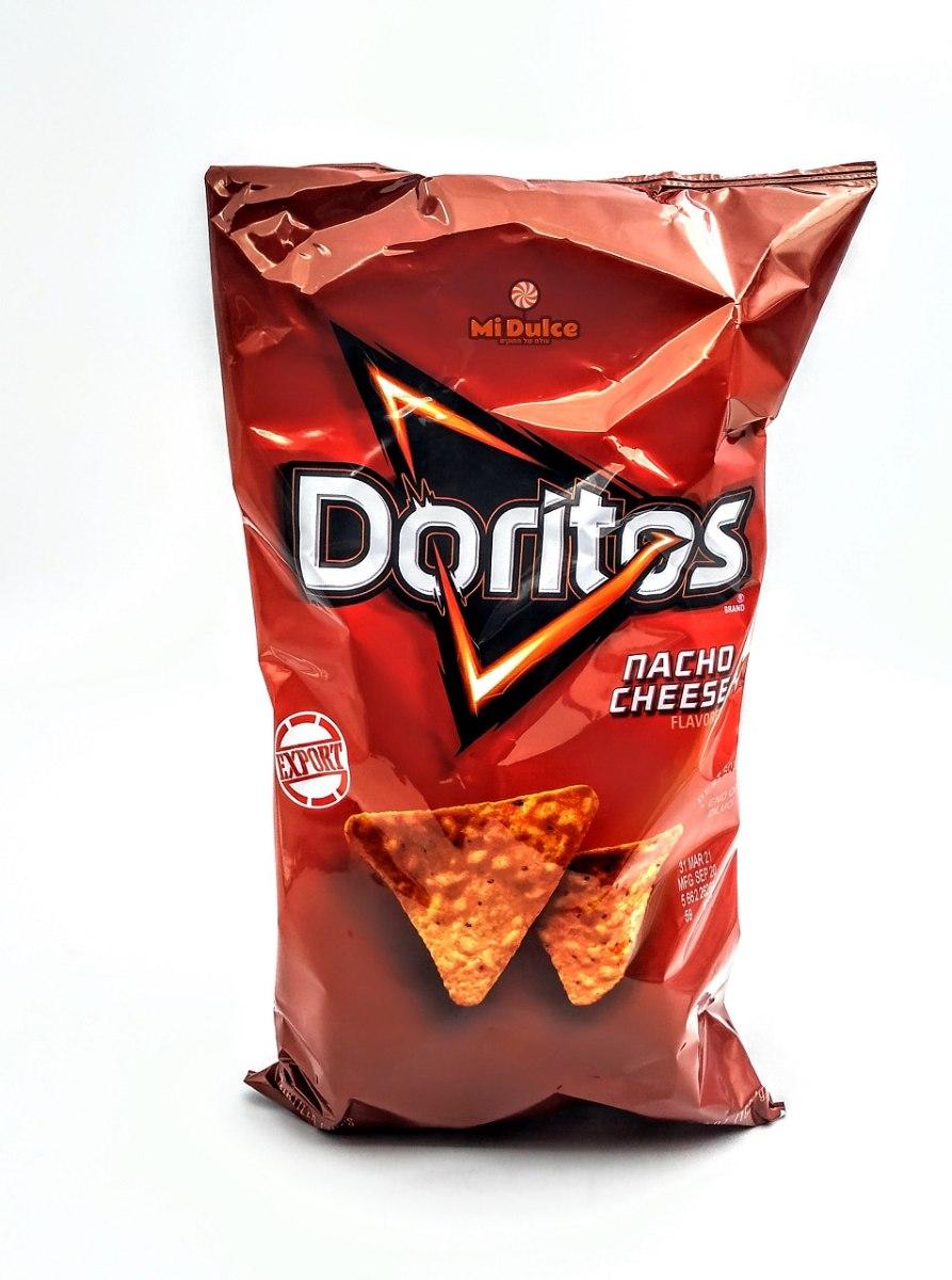 Doritos Nacho Cheese מארז ענק!