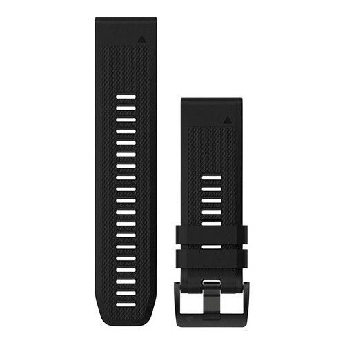 רצועה מקורית לשעון גרמין Garmin Fenix 5X QuickFit 26 Watch Bands שחור