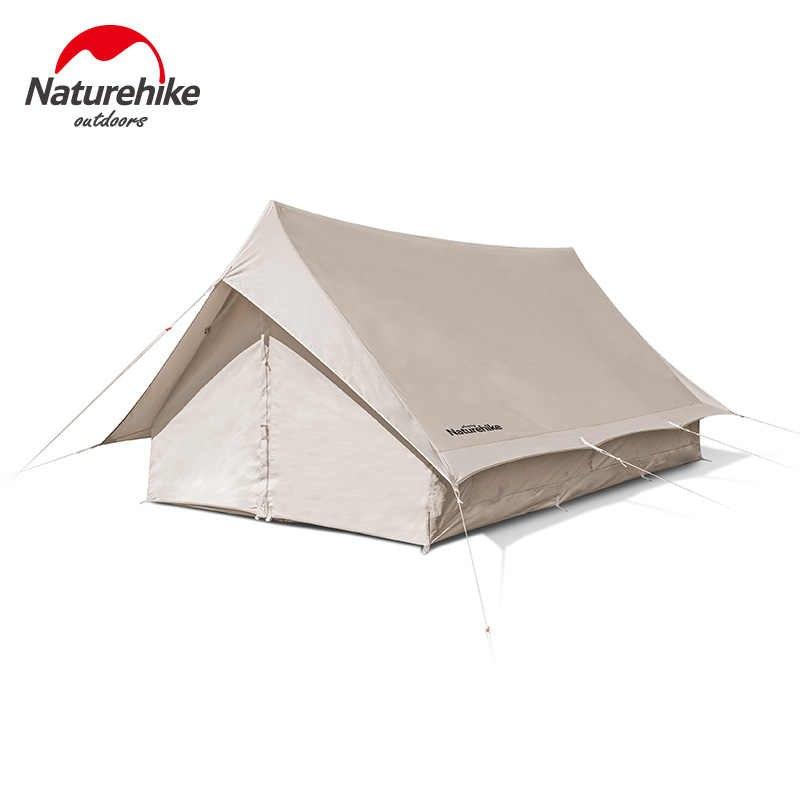 אוהל גלאמפינג כותנה N.H Extend 5.6 ל3-4 אנשים