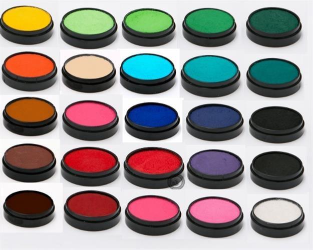 צבעי גוף מקצועיים חברת קמיליון 10gr  Cameleonpaint