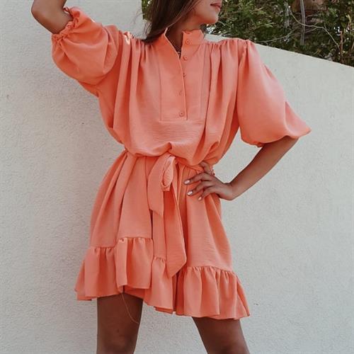 שמלת ג׳ודית - אורנג׳