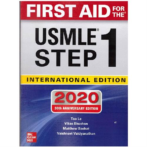 First Aid for the USMLE Step 1 2020, IE 30th Edition