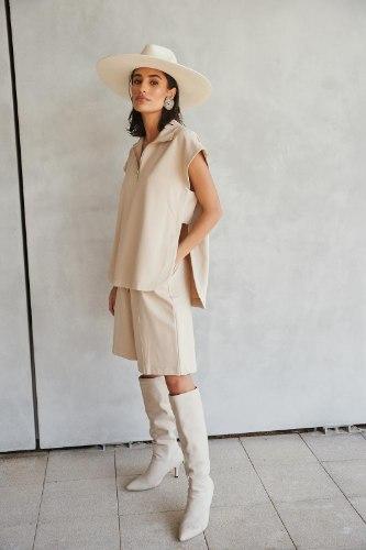 חליפת MARGO בז'