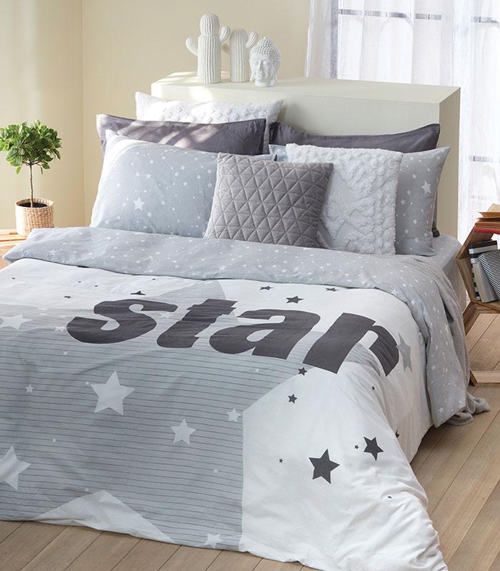 סט מלא מיטה וחצי דגם אוניל 100% כותנה
