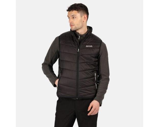 Regatta Freezway Mens vest שחור