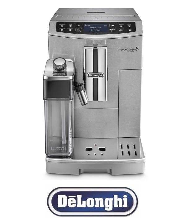 DeLonghi מכונת אספרסו אוטומטית One Touch דגם ECAM510.55.M