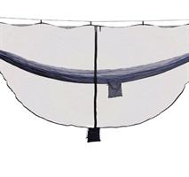 ערסל מיוחד עם רשת נגד יתושים, עשוי בד חזק, רצועות וטבעות קשירה, לשטח ולגינה