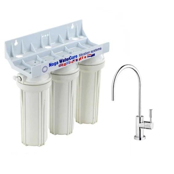 מריטל 3 - מערכת טיהור מים 3 שלבים - USA