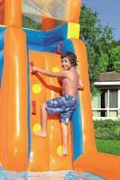 מתקן קפיצה מתנפח רטוב עם מים Bestway 53301- פארק מים - ZONE - קפיץ קפוץ