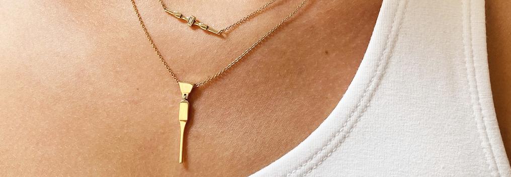 שרשראות זהב - 8th Floor Studio Jewelry