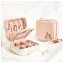 קופסת אחסון מחולקת לתכשיטים