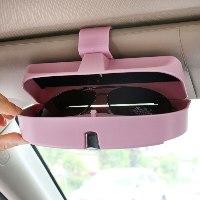 נרתיק נתלה למשקפיים לרכב- Cglasses