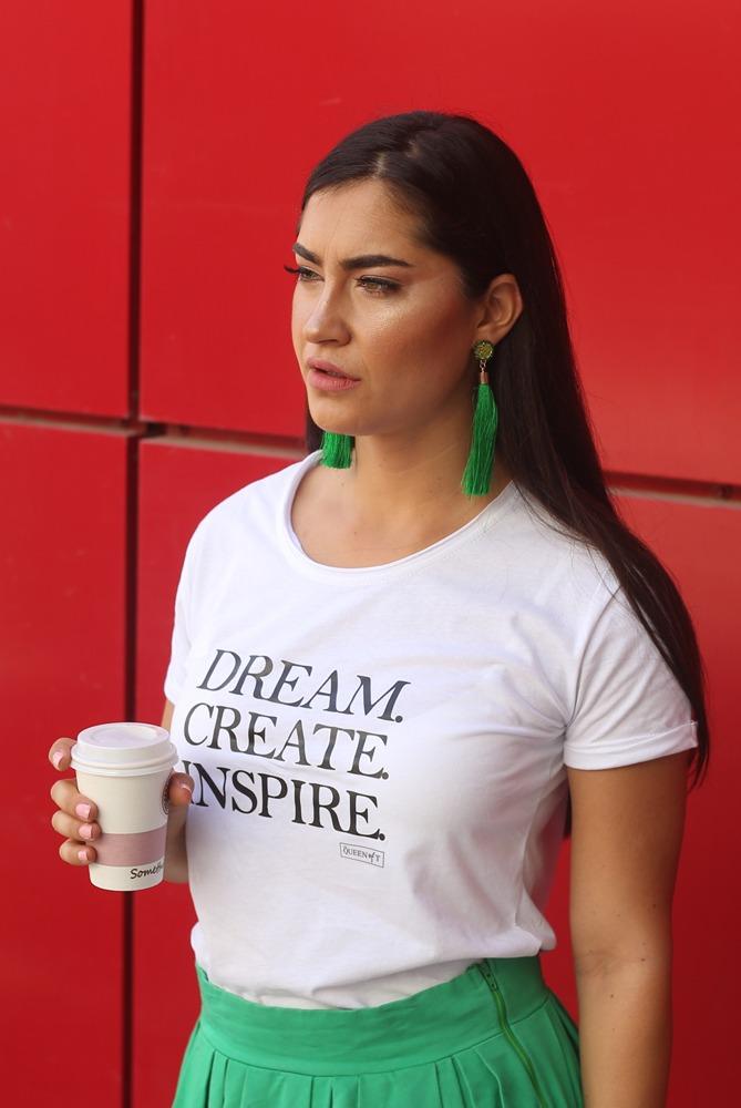 DREAM. CREATE. INSPIRE - Tshirt