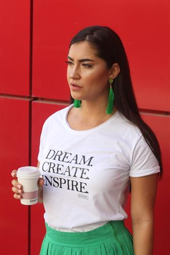 DREAM. CREATE. INSPIRE - Tshirt