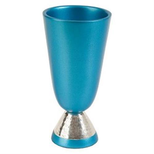כוס  גביע קידוש עבודת פטיש