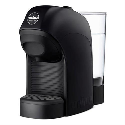 מכונת אספרסו Lavazza Tiny - לאווצה שחור